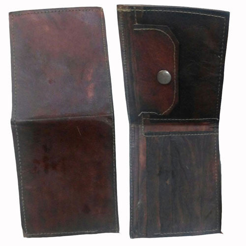 Matching Leather Wallet