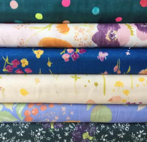 Nani Iro Double Gauze Half Yard Bundle