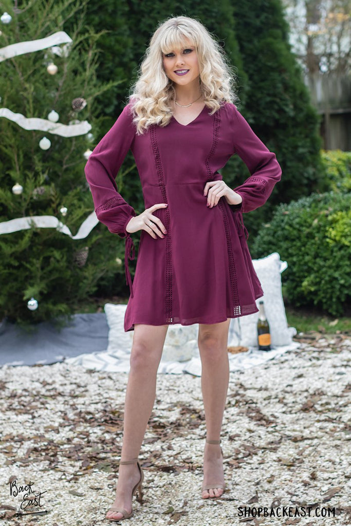 Dancing Sugar Plum Dress