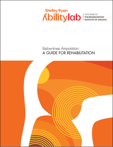 Below-Knee Amputation: A Guide for Rehabilitation, 2nd Ed