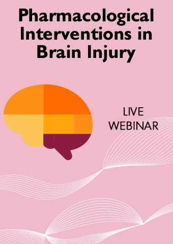 04/03/19: Pharmacological Interventions in Brain Injury