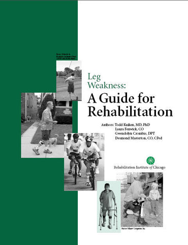 Leg Weakness: A Guide for Rehabilitation | RIC
