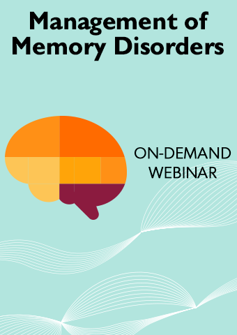 Management of Memory Disorders