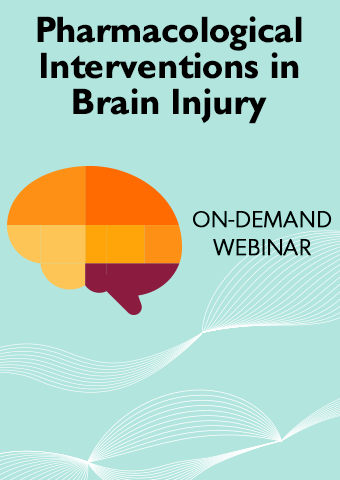 Pharmacological Interventions in Brain Injury