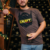 Beer Army Craft Beard T-Shirt