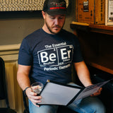 Beer Army Periodic Elements T-Shirt