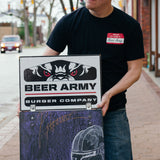 Beer Army My Name Is T-Shirt