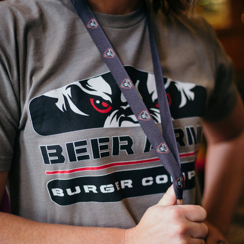 Beer Army Lanyards