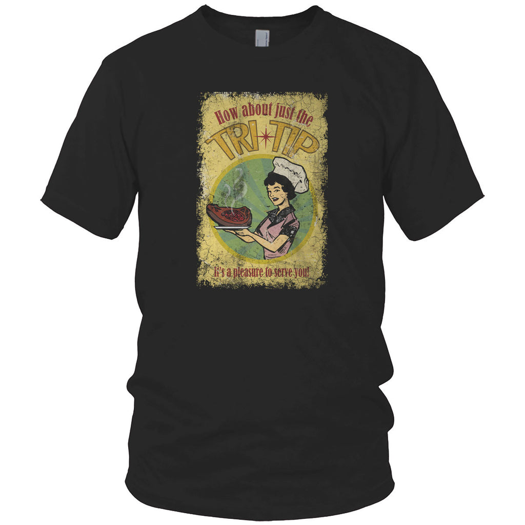 Just The Tri Tip Vintage T Shirt