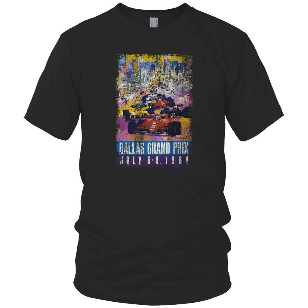 Dallas Grand Prix Vintage T Shirt
