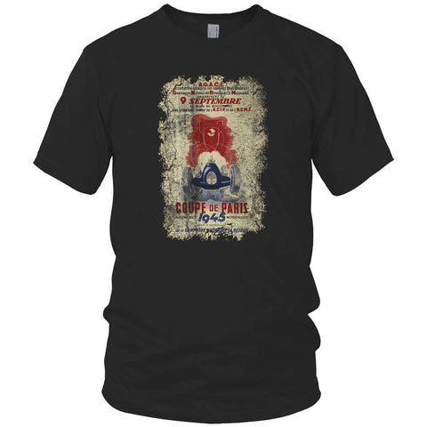 Coupe de Paris Vintage T Shirt