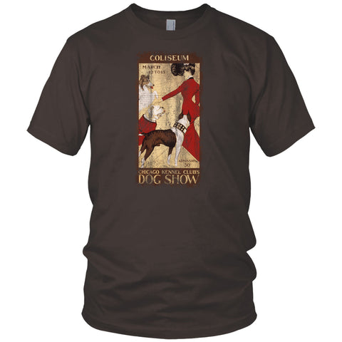 Chicago Kennel Club Dog Show Vintage T Shirt
