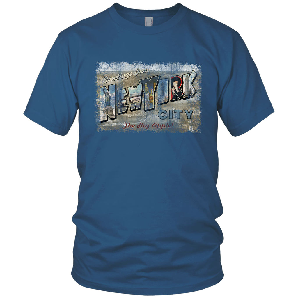 New York City Vintage T Shirt
