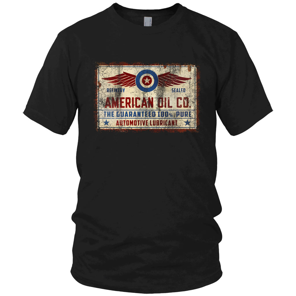 American Oil Co Vintage T Shirt