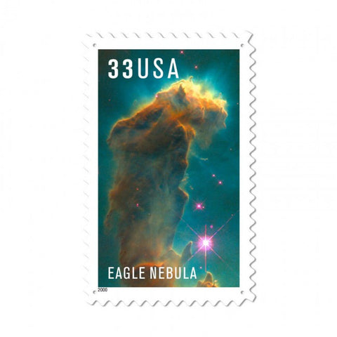 Eagle Nebula Vintage Metal Sign