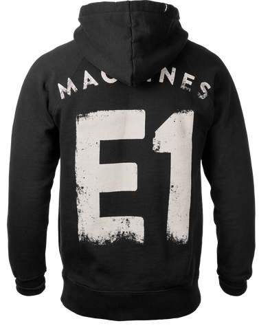Machines Pocket Hood / BLK
