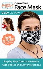 Germ Free Face Mask Sewing Pattern