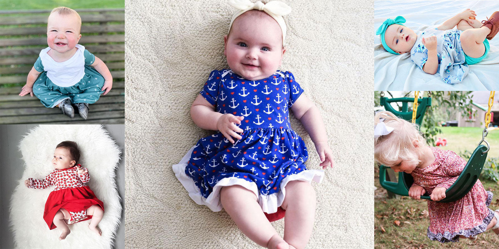 Onesie Dress Sewing pattern