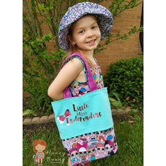 Kelsey Patterns Sewing Pattern Adventure Bag Pattern | Large & Medium Sizes