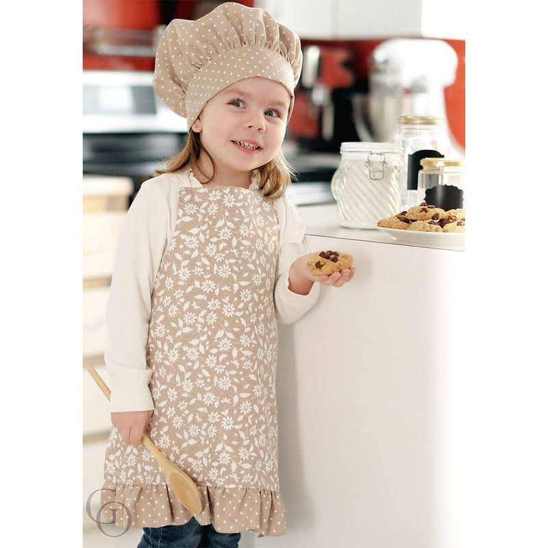 MammaCanDoIt Sewing Pattern Fast & Easy Kids' Apron