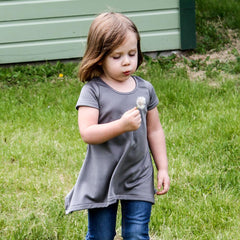 MammaCanDoIt Sewing Pattern Priscilla Handkerchief Top | Girl Sizes 3T-20
