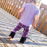 Rosie's Ruffled Leggings | Size 3T-16