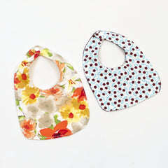 MammaCanDoIt Sewing Pattern Bib Pattern | 5 styles for baby