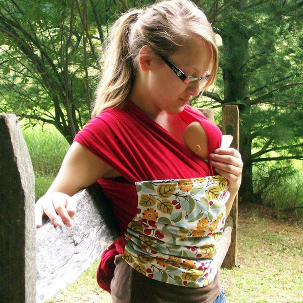Easy Baby Wrap Sling Sewing Pattern Pdf Mammacandoit