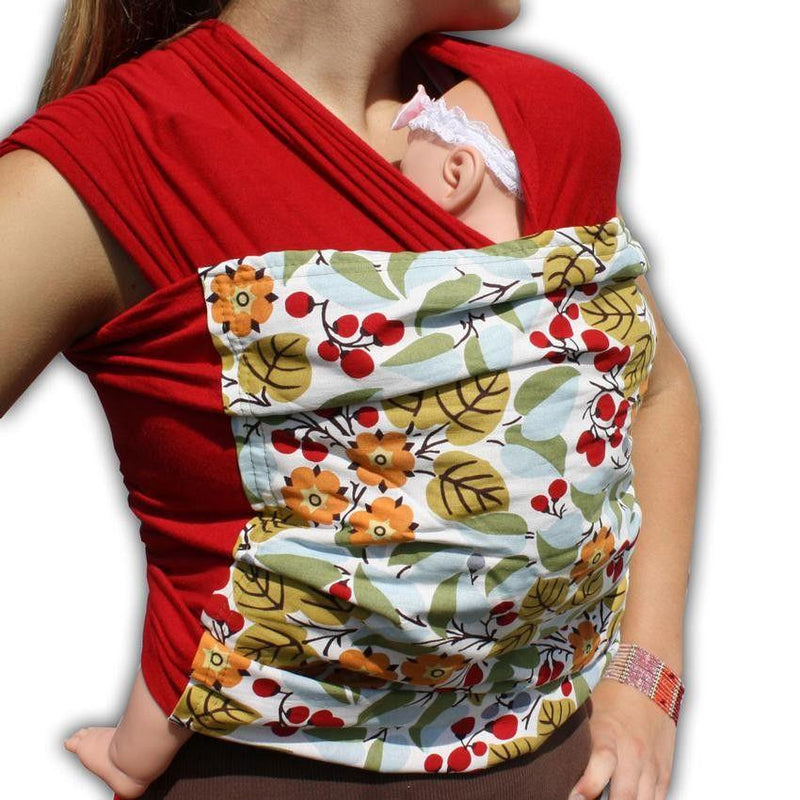 MammaCanDoIt Sewing Pattern Baby Wrap Sling Sewing Pattern