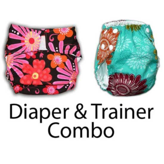 Cloth Diaper &Training Pants Sewing Pattern