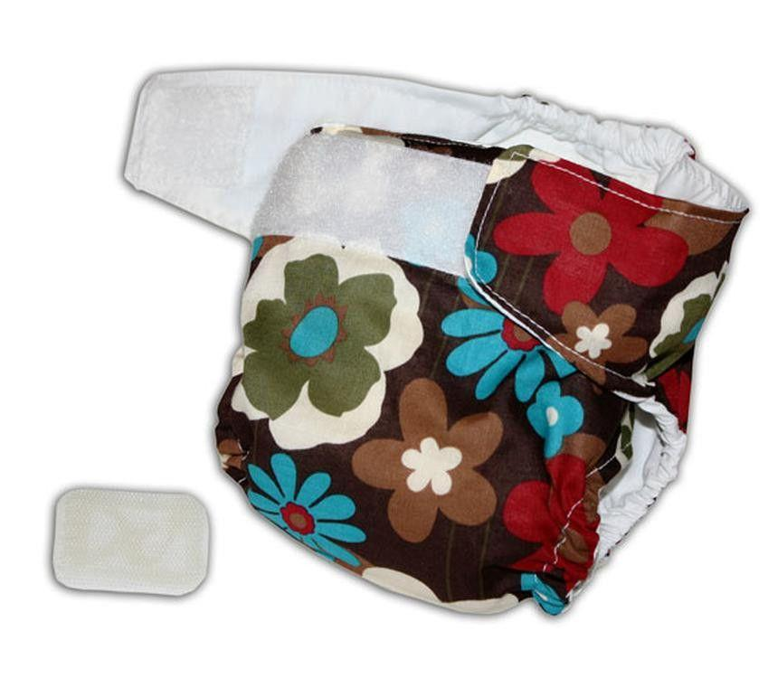 Cloth Diaper Pattern AIO - MammaCanDoIt - Sewing Pattern - 4
