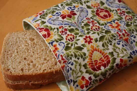 MammaCanDoIt Sewing Pattern Sandwich & Snack Baggie Sewing Pattern