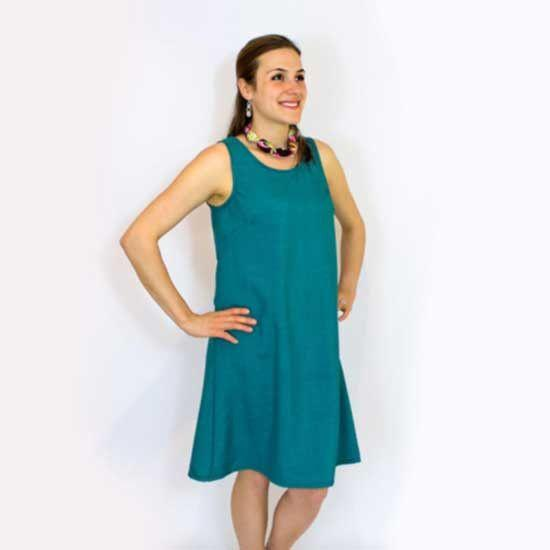 Shift Dress Pattern - MammaCanDoIt - Sewing Pattern - 8