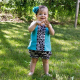 Baby Bloomers Pattern - MammaCanDoIt - Sewing Pattern - 3