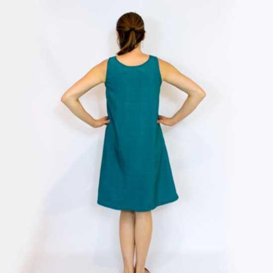 Shift Dress Pattern - MammaCanDoIt - Sewing Pattern - 3