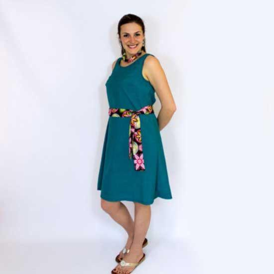 MammaCanDoIt Sewing Pattern Shift Dress Pattern