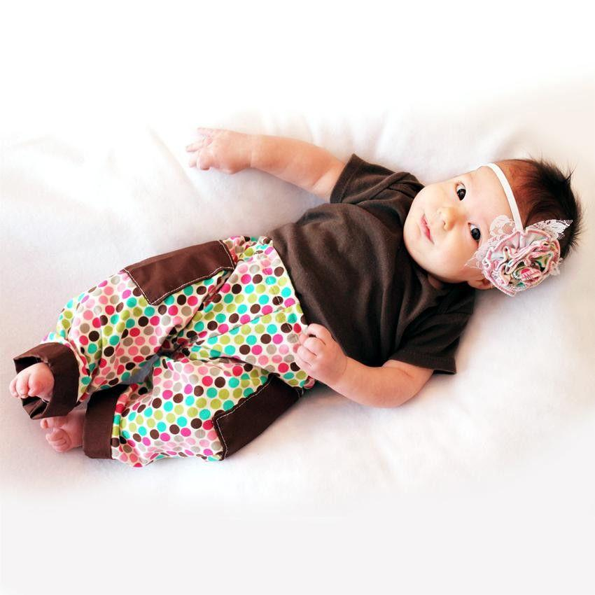 Baby Pants Pattern - MammaCanDoIt - Sewing Pattern - 7