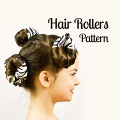 MammaCanDoIt Sewing Pattern Hair Roller Sewing Pattern