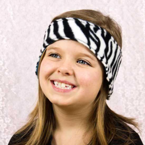 MammaCanDoIt Sewing Pattern Winter Headband Pattern