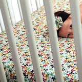 Crib & Toddler Bed Sheet Pattern - MammaCanDoIt - Sewing Pattern - 1