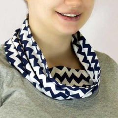 MammaCanDoIt Sewing Pattern Small Snazzy Infinity Scarf Pattern