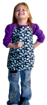 Fast and Easy Kids Apron Sewing Pattern - MammaCanDoIt - Sewing Pattern - 4