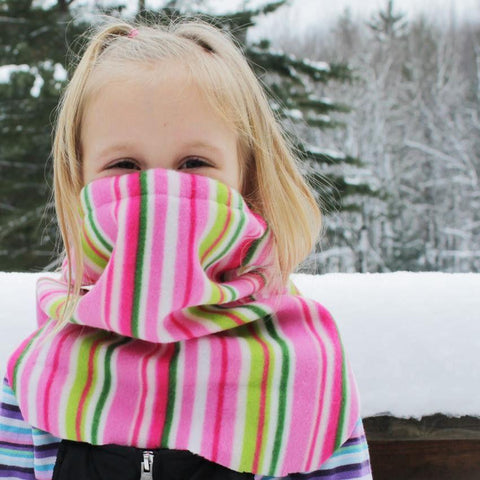 Neck Warmer Sewing Pattern