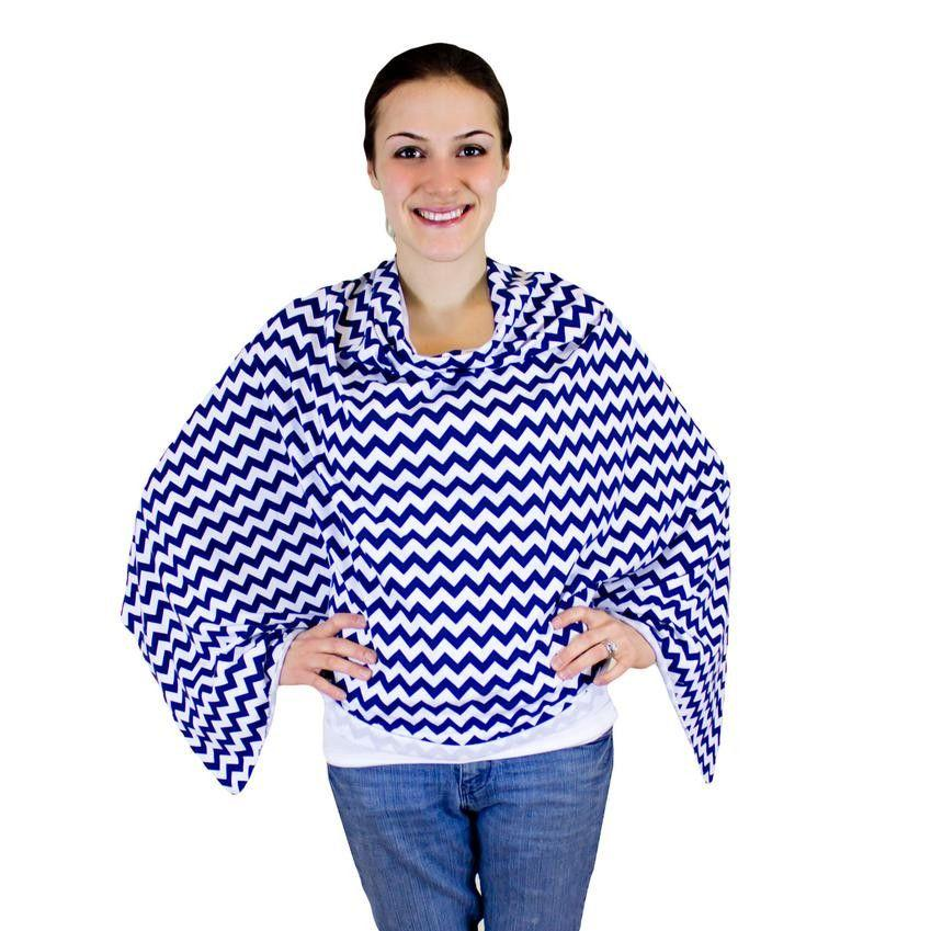 DIY Nursing Shawl Sewing Pattern