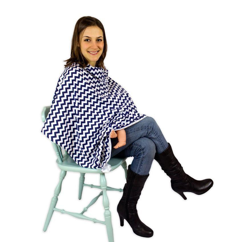 Nursing Shawl Sewing Pattern