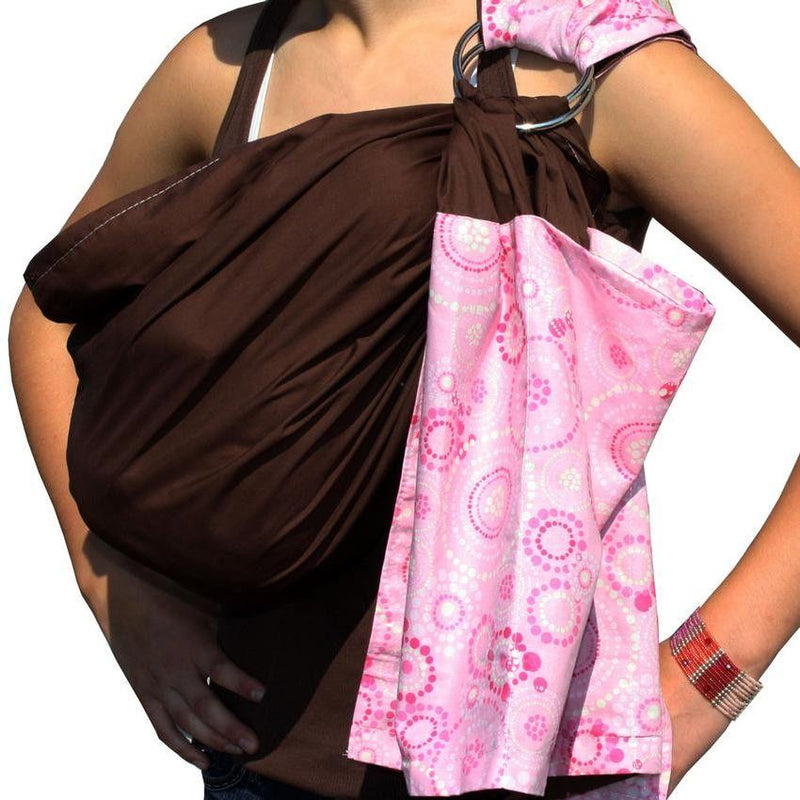 Baby Carrier Ring Sling Sewing Pattern Mammacandoit