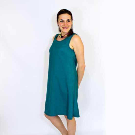 Shift Dress Pattern - MammaCanDoIt - Sewing Pattern - 1