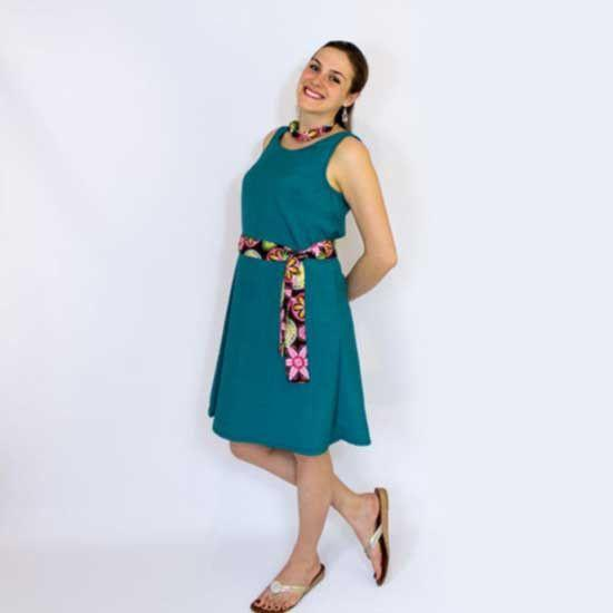 Shift Dress Pattern - MammaCanDoIt - Sewing Pattern - 9