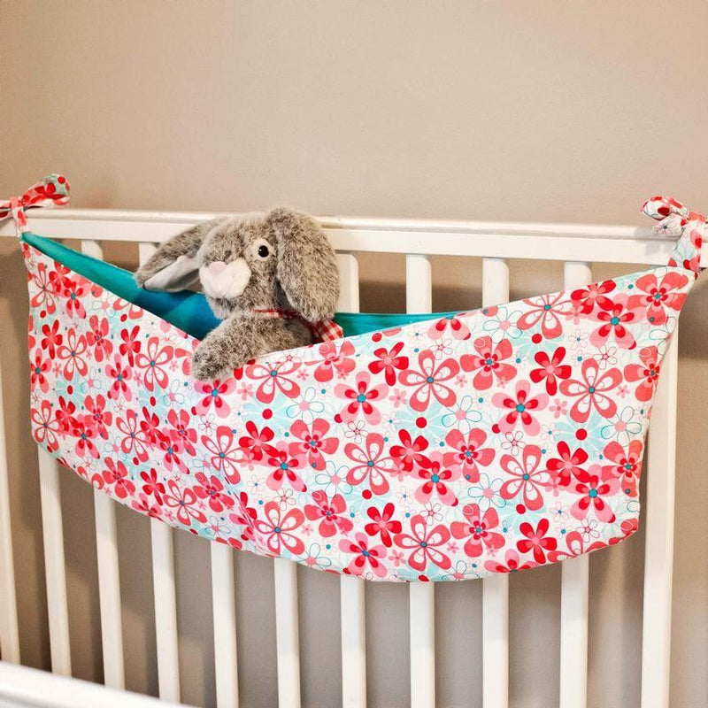 Toy Hammock Pattern - MammaCanDoIt - Sewing Pattern - 1