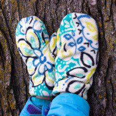 MammaCanDoIt Sewing Pattern Mitten Sewing Pattern